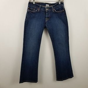 Lucky Brand Lil Maggie Womens Hipster Boot Cut